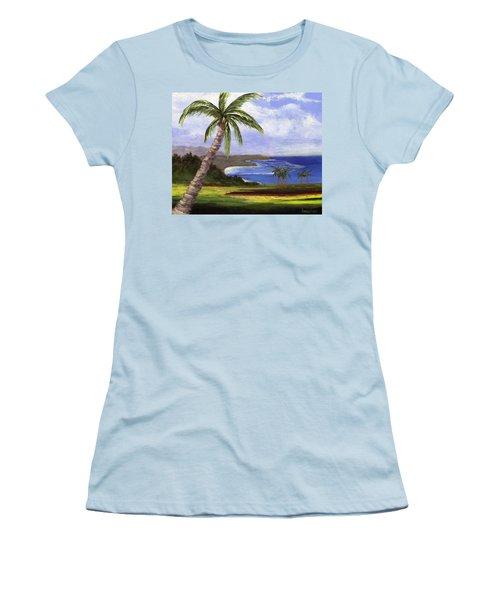 Beautiful Kauai Women's T-Shirt (Junior Cut) by Jamie Frier