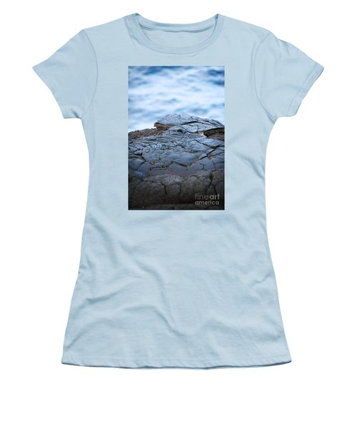 Women's T-Shirt (Junior Cut) featuring the photograph Between You And Me by Ellen Cotton