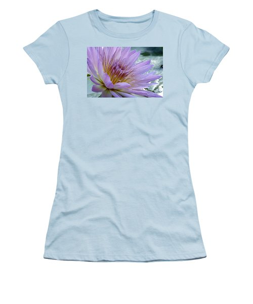 Bloom's Blush Women's T-Shirt (Athletic Fit)