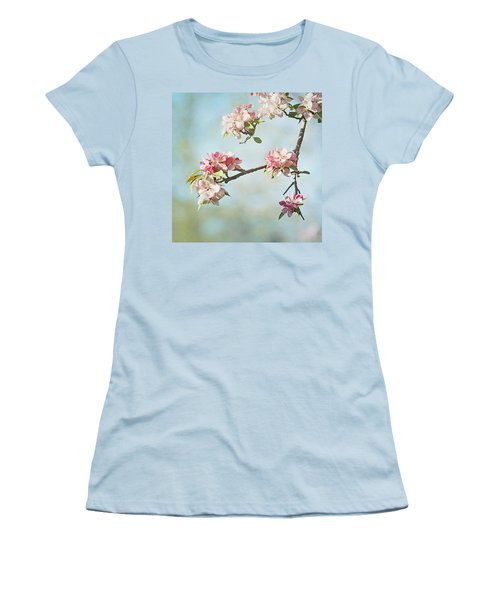 Blossom Branch Women's T-Shirt (Athletic Fit)
