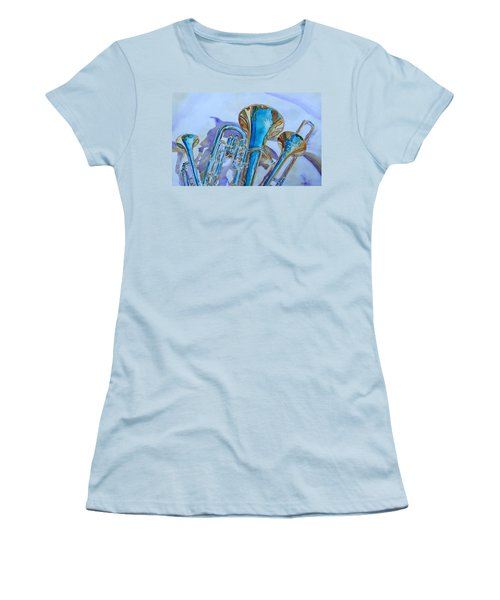 Brass Candy Trio Women's T-Shirt (Athletic Fit)