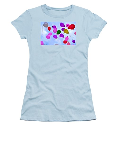 Celebrate Women's T-Shirt (Athletic Fit)