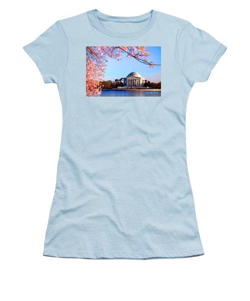 Cherry Jefferson Women's T-Shirt (Athletic Fit)