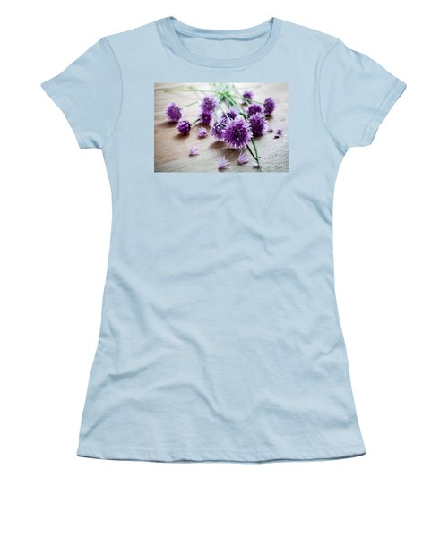 Chives Women's T-Shirt (Athletic Fit)