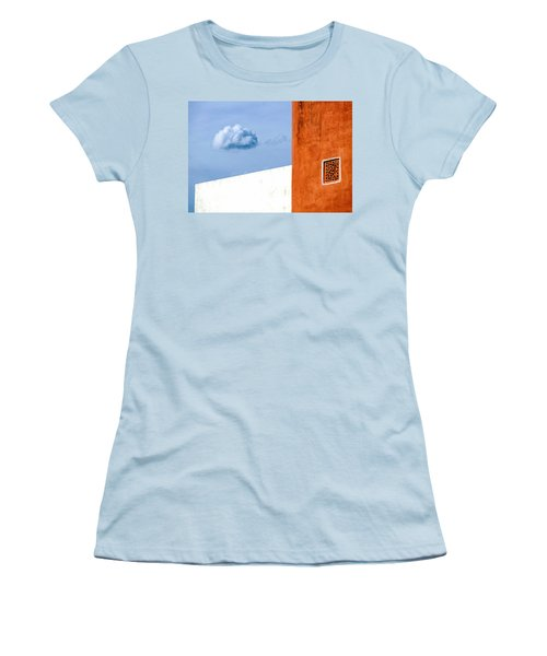 Cloud No 9 Women's T-Shirt (Athletic Fit)