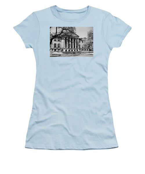 College Of Charleston Main Building 1940 Women's T-Shirt (Athletic Fit)