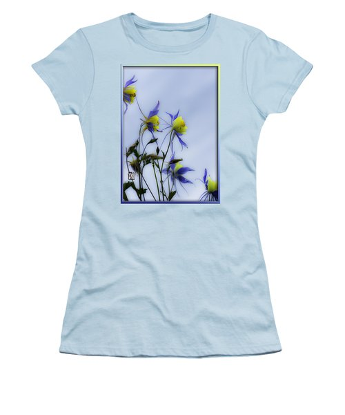 Columbines Women's T-Shirt (Athletic Fit)