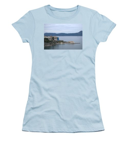 Corfu City 4 Women's T-Shirt (Junior Cut) by George Katechis