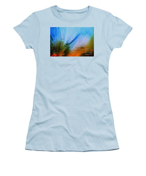 Cosmic Series 006 - Under The Sea Women's T-Shirt (Athletic Fit)