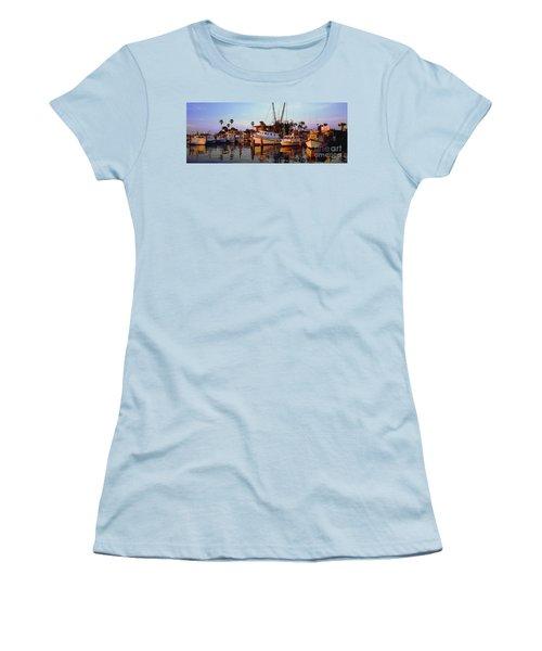 Daytona Sonny Boy And Miss Hazel Women's T-Shirt (Athletic Fit)