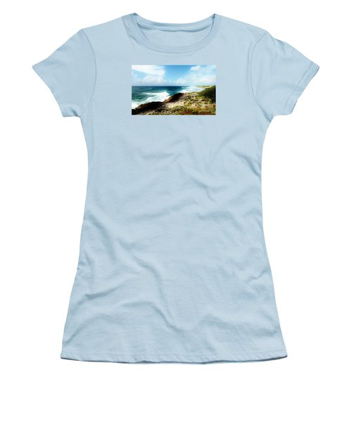 Diorama Women's T-Shirt (Athletic Fit)