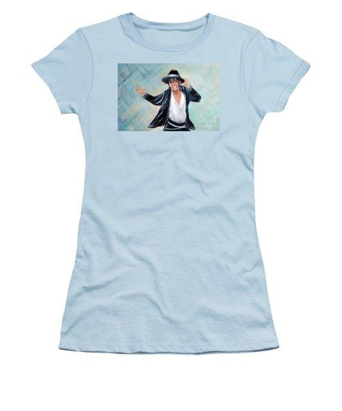 Do You Remember...  Women's T-Shirt (Junior Cut) by Oksana Semenchenko