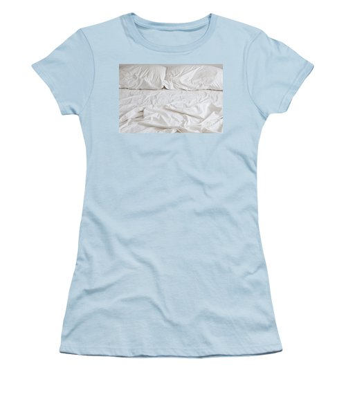 Empty Bed Women's T-Shirt (Athletic Fit)