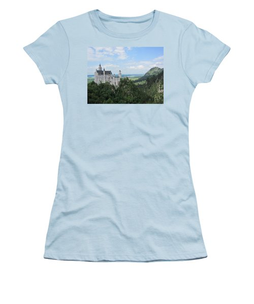 Fairytale Castle - 1 Women's T-Shirt (Athletic Fit)
