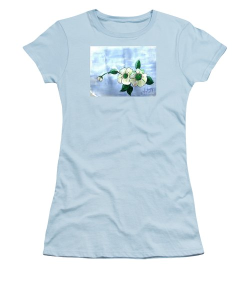 Field Flowers Women's T-Shirt (Junior Cut)