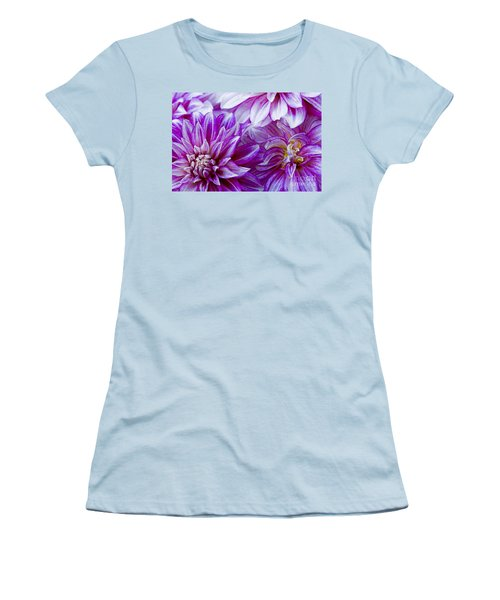Filling The Frame Women's T-Shirt (Junior Cut) by Nick  Boren