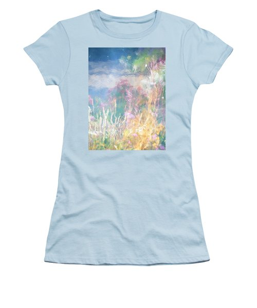 Fireweed Number 9  Women's T-Shirt (Junior Cut) by Brian Boyle