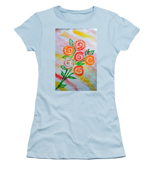 Floralen Traum Women's T-Shirt (Athletic Fit)