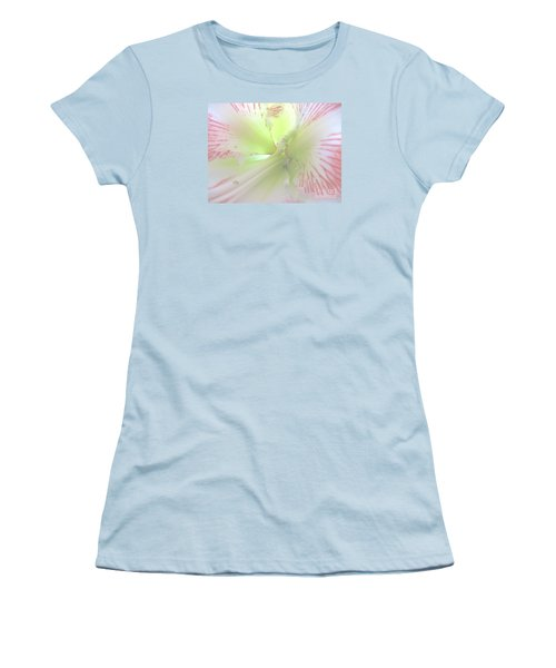 Flower Of Light Women's T-Shirt (Athletic Fit)