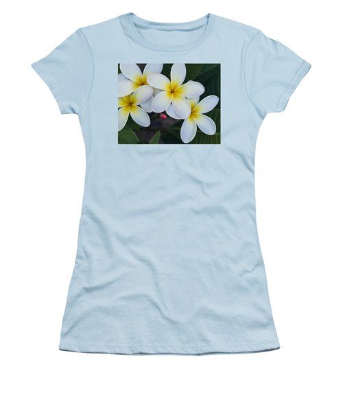 Flowers And Their Bud Women's T-Shirt (Athletic Fit)