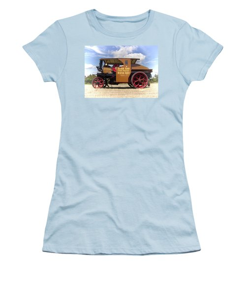 Foden Tractor Women's T-Shirt (Athletic Fit)