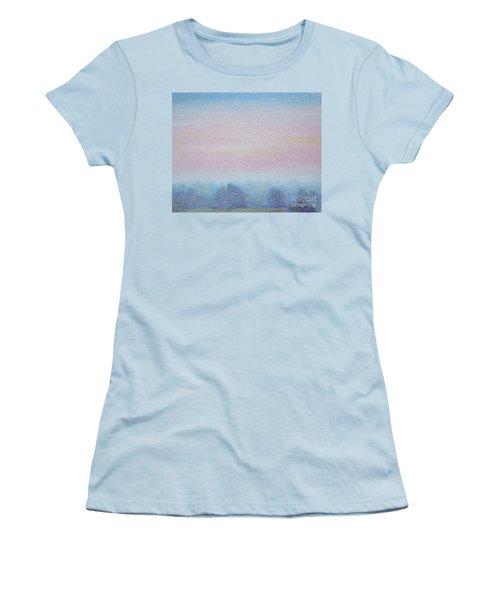 Fog Women's T-Shirt (Athletic Fit)