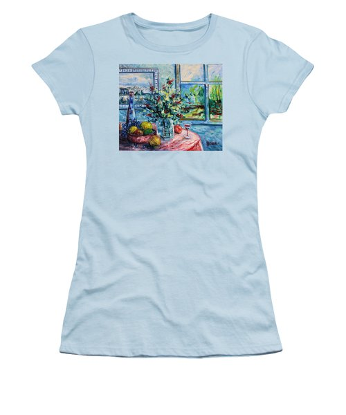 Fresh Spring Women's T-Shirt (Athletic Fit)