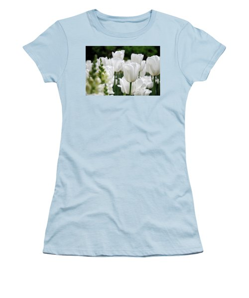 Garden Beauty Women's T-Shirt (Athletic Fit)