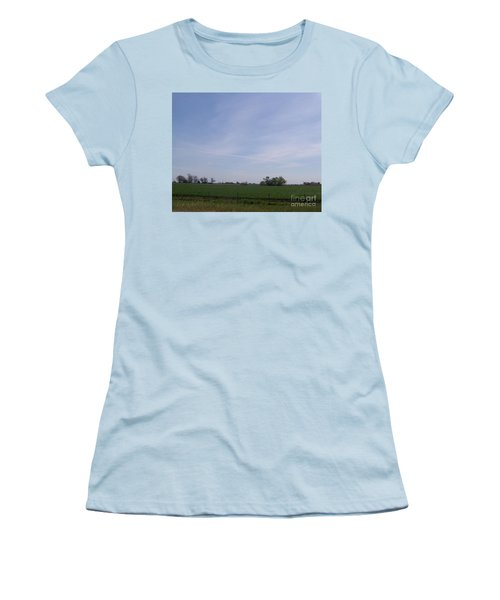 Women's T-Shirt (Junior Cut) featuring the photograph Generations by Bobbee Rickard