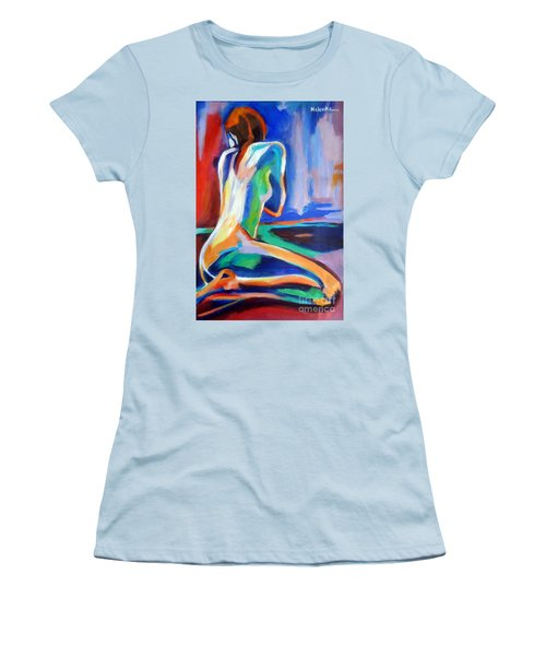 Gleam Women's T-Shirt (Athletic Fit)