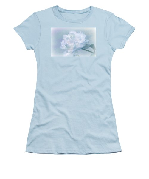 Gracefully Women's T-Shirt (Junior Cut) by Barbara S Nickerson
