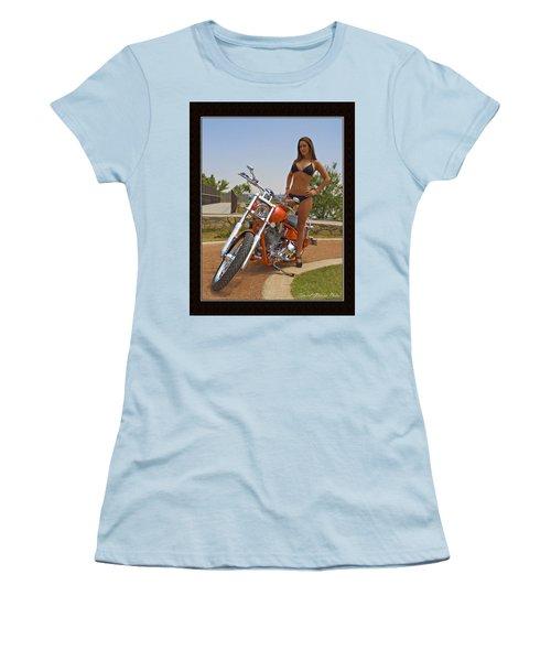 H-d_c Women's T-Shirt (Athletic Fit)