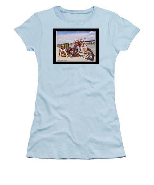 H-d_d Women's T-Shirt (Athletic Fit)