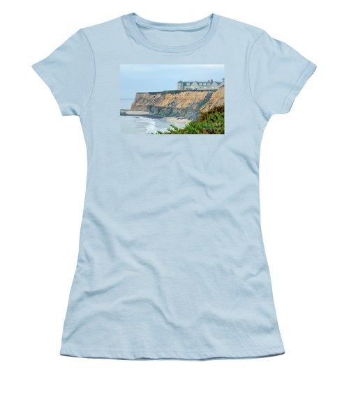 Half Moon Bay Women's T-Shirt (Athletic Fit)