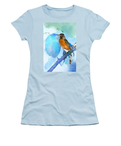 Harbinger Women's T-Shirt (Athletic Fit)