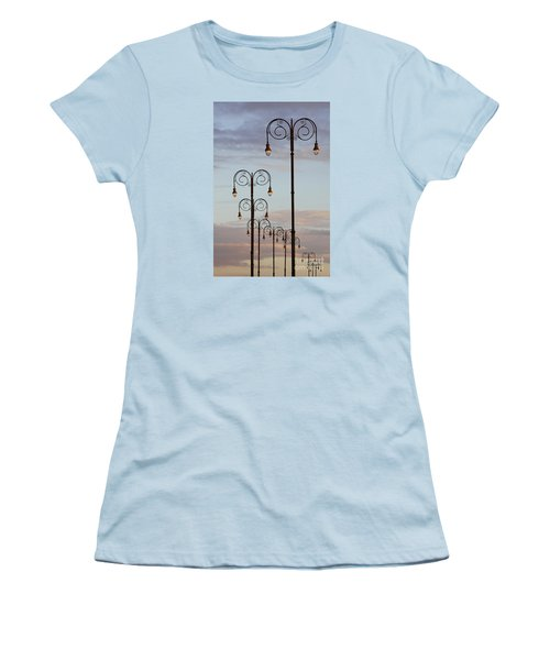 Harbor Lights Women's T-Shirt (Athletic Fit)