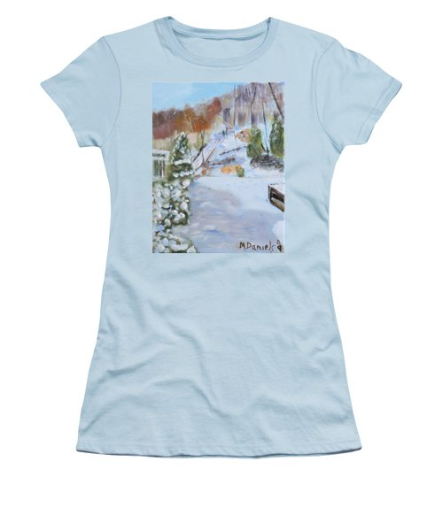 Home Scene South Women's T-Shirt (Athletic Fit)