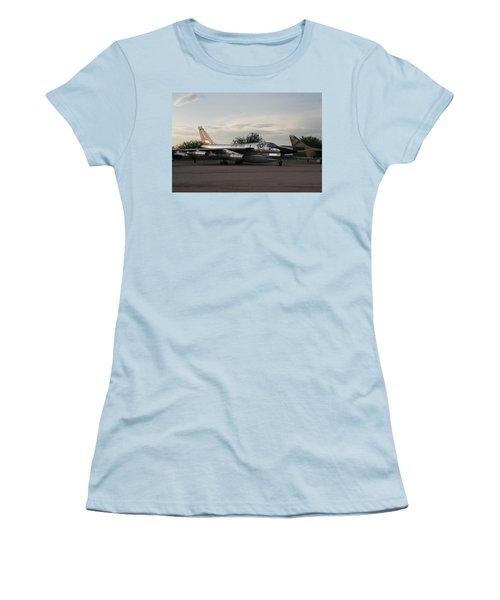 Hustler Women's T-Shirt (Junior Cut) by David S Reynolds