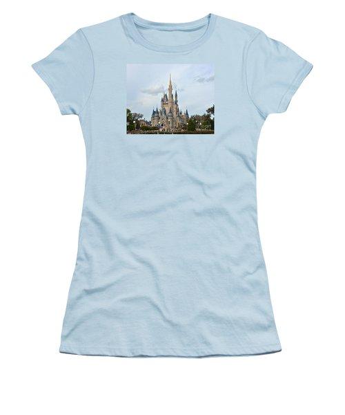 I Believe In Magic Women's T-Shirt (Junior Cut) by Carol  Bradley