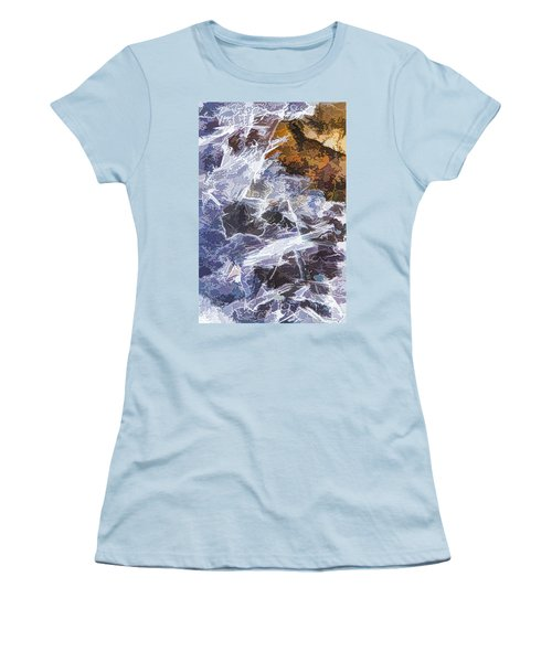 Ice Water Women's T-Shirt (Athletic Fit)