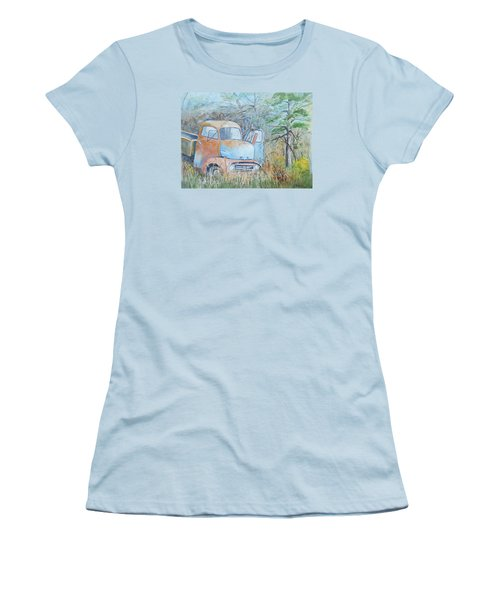 In The Weeds Women's T-Shirt (Athletic Fit)
