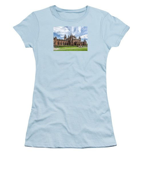 Kelvingrove Art Gallery And Museum Women's T-Shirt (Athletic Fit)