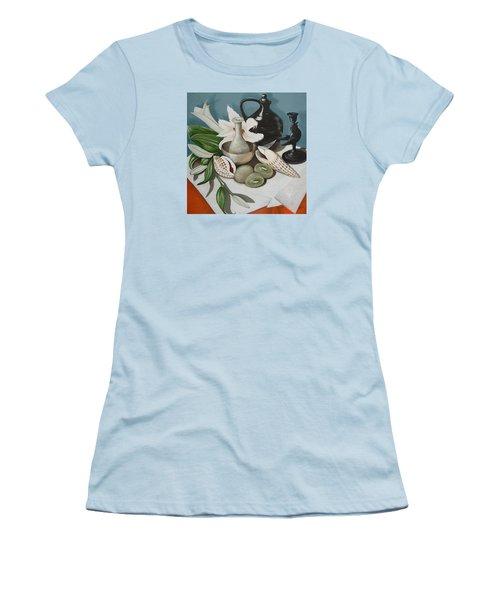 Kiwifruit Women's T-Shirt (Athletic Fit)