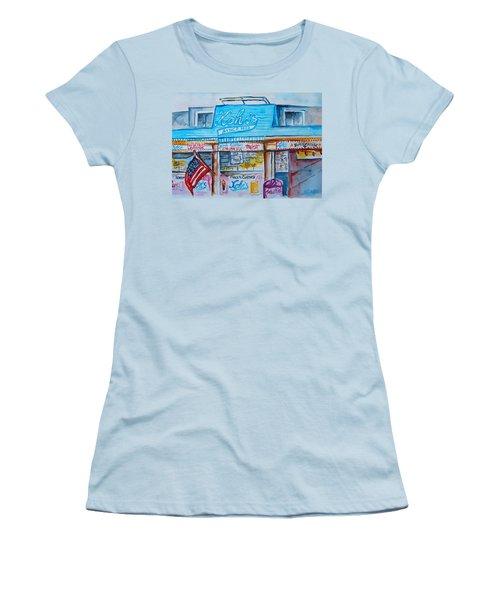 Kohrs Frozen Custard Women's T-Shirt (Athletic Fit)