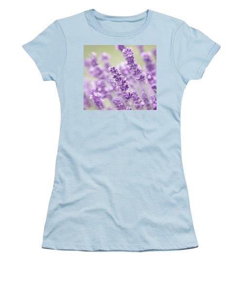 Lavender Dreams Women's T-Shirt (Athletic Fit)