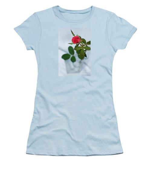 Love Whispers Softly Women's T-Shirt (Junior Cut)