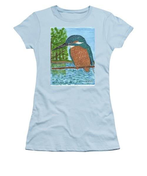 Magic Moments Women's T-Shirt (Junior Cut) by John Williams