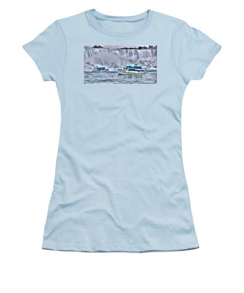 Maid Of The Mist Women's T-Shirt (Athletic Fit)