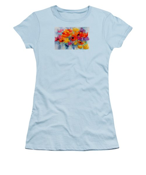 Marianne's Garden Women's T-Shirt (Athletic Fit)
