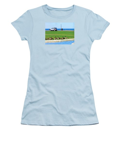 Martha Vineyard Women's T-Shirt (Athletic Fit)